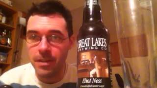 DG Beer Review: Great Lakes Eliot Ness