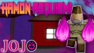 HOW TO GET HAMON REQUIEM FAST!? | JOJO BLOX | ROBLOX | HAMON REQUIEM SHOWCASE!