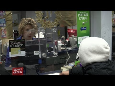 """Life in the cash economy for """"underbanked"""" Americans"""