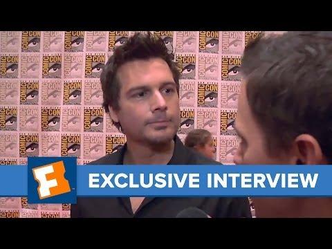 Len Wiseman - Comic-Con 2012 Interview | Comic Con | FandangoMovies