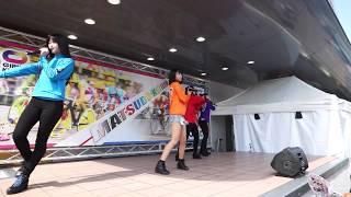 2017/10/01 Parfait 松戸競輪場 特別ライブ1部 Parfait 10曲目の新曲「...
