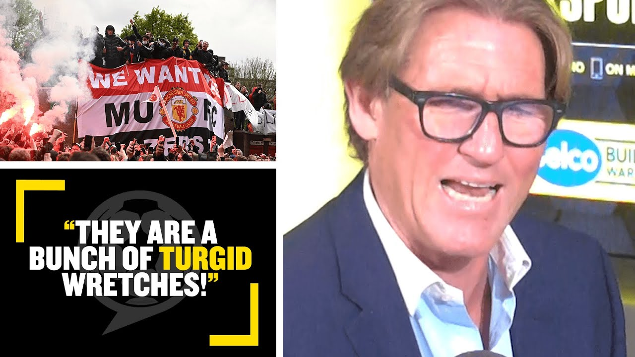 """Download """"TURGID WRETCHES!"""" Simon Jordan bashes MUFC fans & Gary Neville by claiming their argument is flawed"""