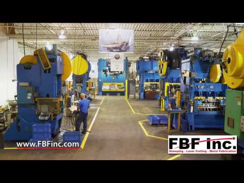 FBF - Sheet Metal Fabricators, Metal Stamping Companies Philadelphia, PA