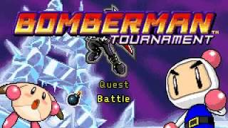 Bomberman Tournament Gameboy Advance Longplay Playthrough No Commentary by Jet Tiger
