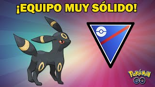EQUIPO FINAL PARA TERMINAR en LIGA 1500 GO BATTLE LEAGUE (PvP) - POKEMON GO