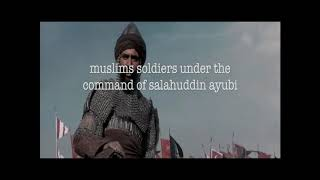 Ya Jundullah nasheed(Oh soldiers of Allah) - Salahuddin-al-Ayubi - The conquest of . mp4