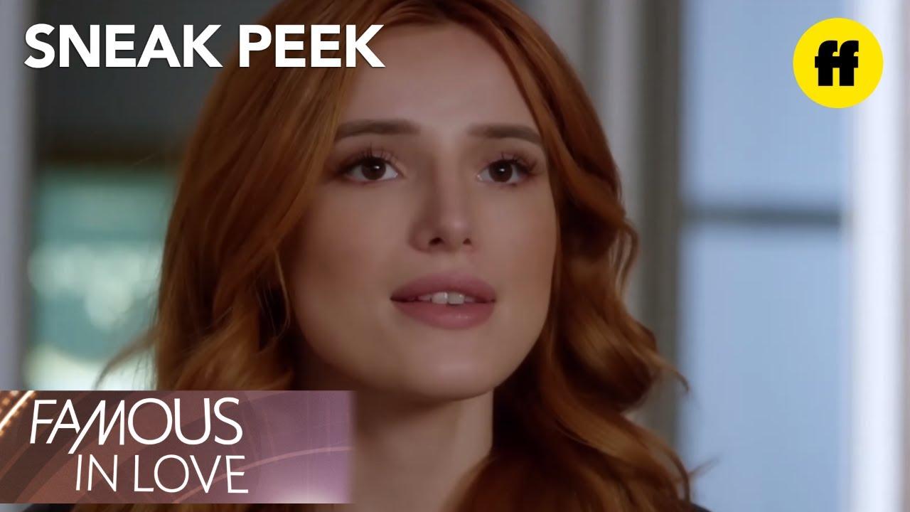 Famous in Love | Season 1, Episode 3 Sneak Peek: Paige and Nina Discuss  Schedule | Freeform
