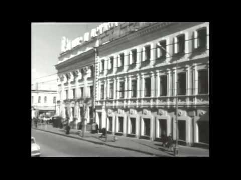 Прогулка по улочкам старой Самары. Куйбышев начала 70-х