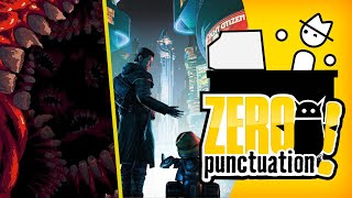 Carrion & Beyond A Steel Sky (Zero Punctuation) (Video Game Video Review)