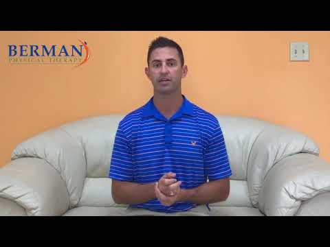 Professional Physical Therapy At Berman Pt In Florida