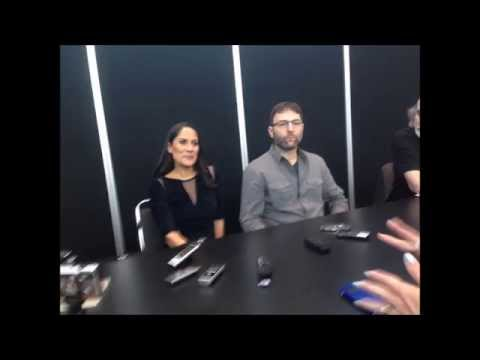 SleepyHollow: Sakina Jaffrey and Mark Goffman