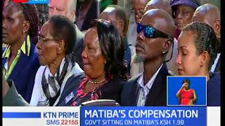 Where is Kenneth Matiba's torture compensation-Money awarded for torture