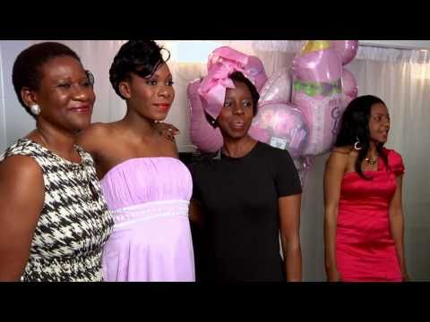 Tinas Baby Shower Party Youtube