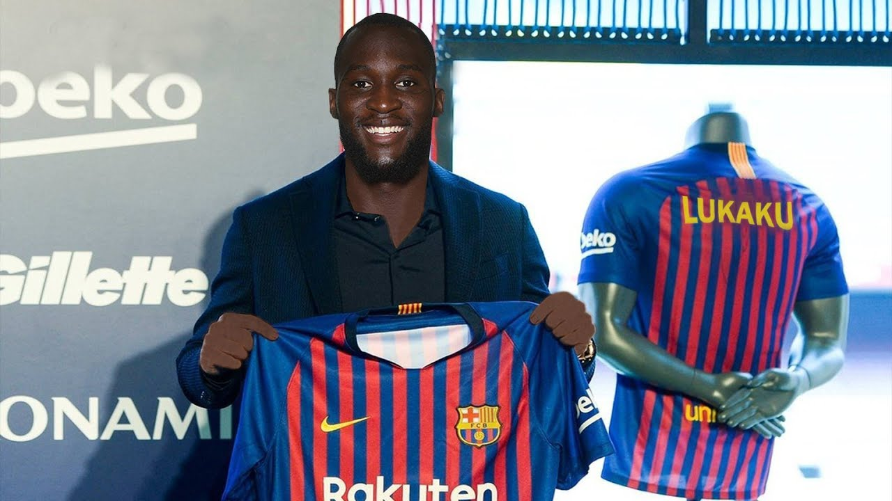 size 40 f9c67 4361f Romelu Lukaku Welcome To Barcelona? Confirmed Summer Transfers ft. Lukaku,  Arturo Vidal