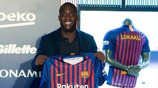 Romelu Lukaku Welcome To Barcelona? Confirmed Summer Transfers 2018 ft.  Lukaku, Arturo Vidal