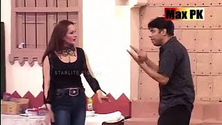 Amanat Chan   Nargis   Naseem Vicky   New Pakistani Stage Drama Funny Clip