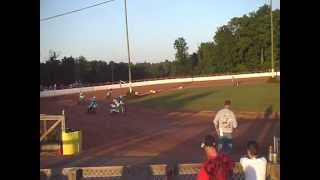 Coleridge Flat Track Race