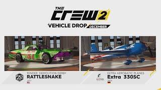 The Crew 2 - December Vehicle Drop Trailer