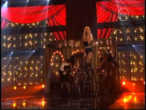 Christina Aguilera - EXPRESS  2010 AMAs (live) HD