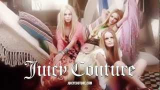 Pubblicità di Juicy Couture il marchio amato da Jennifer Lopez e Madonna. Thumbnail