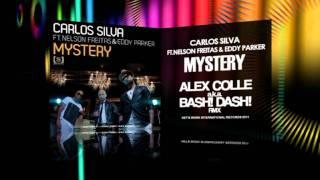 Carlos Silva ft. N.Freitas & E.Parker - Mystery (Alex Colle a.k.a. Bash! Dash! Rmx)