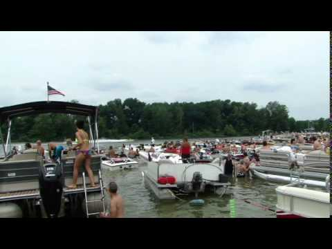 Hot Boat Expo 2015 - Corn Island - Marble Lake