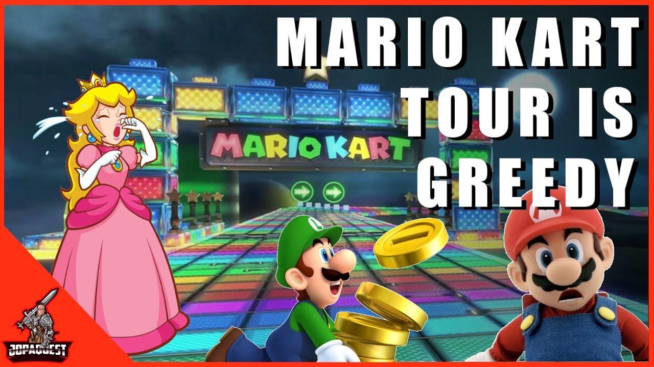 Download Mario Kart Tour - Nintendo is too greedy!