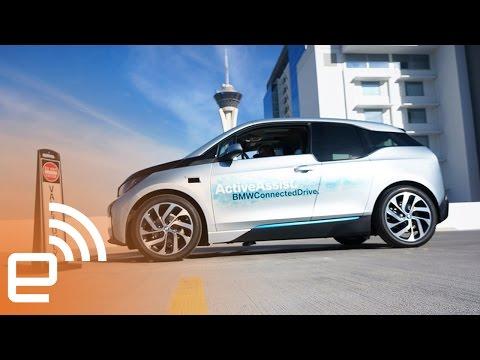 BMW 360-degree collision avoidance | CES 2015