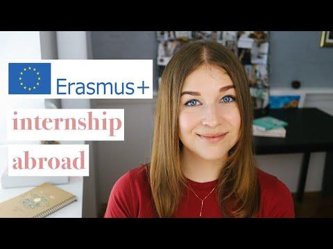 My Internship in London Experience. An Internship Abroad in Europe with Erasmus Traineeship Program