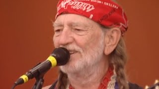 Willie Nelson - Will The Circle Be Unbroken? / Uncloudy Day / Amazing Grace - 7/25/1999 (Official)