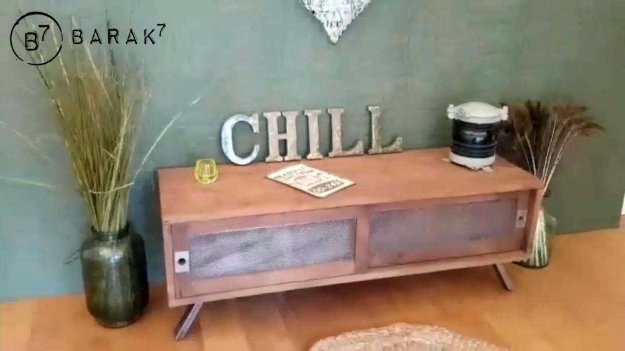 Qu Est Ce Qu Une Enfilade meuble tv vintage enfilade