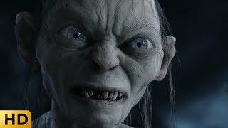Голлум говорит Смеаголу как убьет хоббитов. Властелин колец: Возвращение короля.