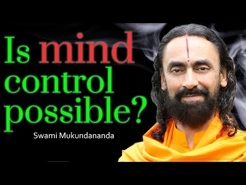 Is It Really Possible To Control Your Mind? Patanjali Yog Sutras Part 12 -Swami Mukundananda