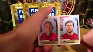 Panini Fifa 365 packs opening #2