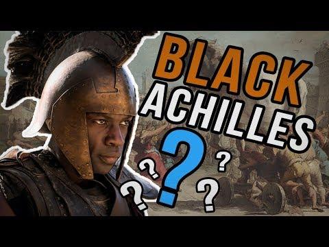 BLACK ACHILLES? - BBC Blackwashing History