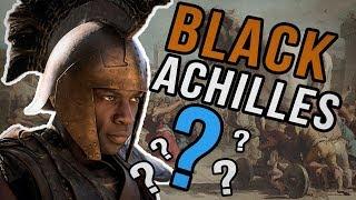 BLACK ACHILLES - BBC Blackwashing History