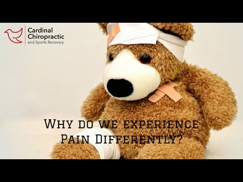 Why Do We Experience Pain Differently? - Your Burlington NC Chiropractor