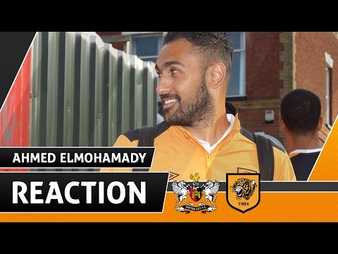 Exeter City v The Tigers | Reaction With Ahmed Elmohamady | 23.08.16