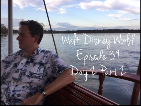 Episode 39 The Wave, Wilderness Lodge, and Territory Lounge: Walt Disney World January 2017