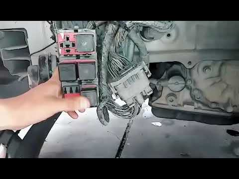 Calibre Thermo Fan Wiring Diagram 7 Pin Trailer Plug Chevy 2007 Dodge Caliber Cooling Relay Youtube