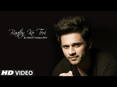 Baaton Ko Teri Unplugged VIDEO Song - Rahul Vaidya | All Is Well | T-Series