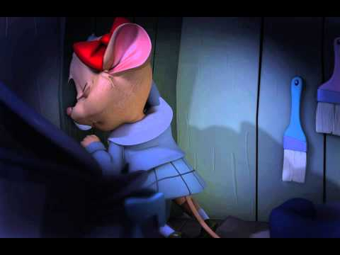 2D to 3D - The Great Mouse Detective