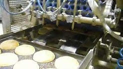 LBS Emmen - Conveyor belt for the depanning of bread (Depanner)