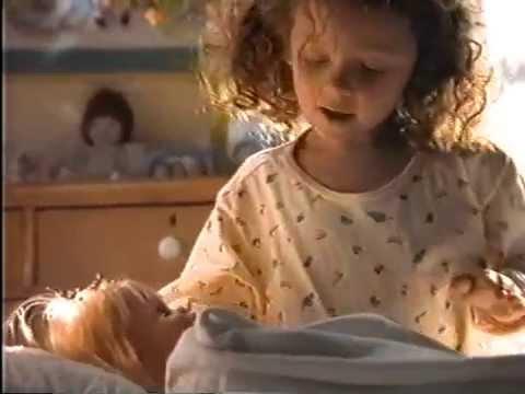 Mackenzie Rosman ad 1996. Age 7