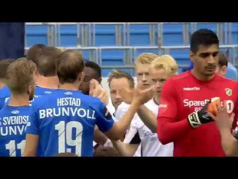Gurpreet Singh Sandhu's Highlights from Molde vs Stabæk