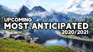 TOP 20 MOST ANTICIPATED Upcoming Games 2020 & 2021 (4K 60FPS)