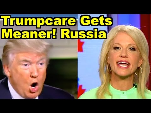 LV Sunday LIVE Clip Roundup -Trumpcare Meaner! Russia! - Kellyanne Conway, Bill Maher & MORE!