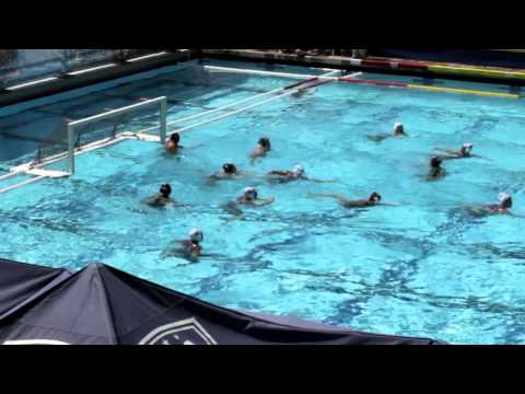 USAWP Highlights: United States vs. Brazil (UANA Junior Pan American Championship Women's Gold Game)