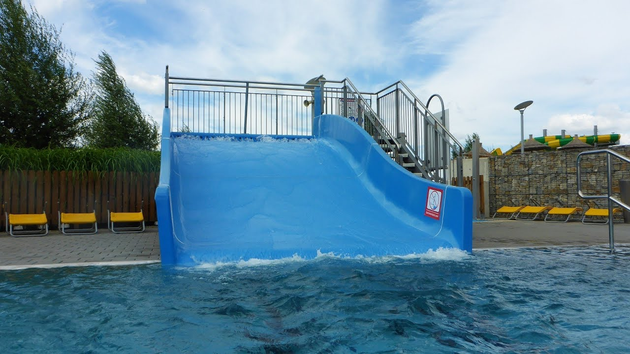 outdoor breitrutsche sommer rutsche aqualand moravia. Black Bedroom Furniture Sets. Home Design Ideas