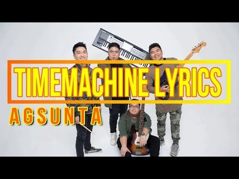 Agsunta - Time Machine (Lyric Video)